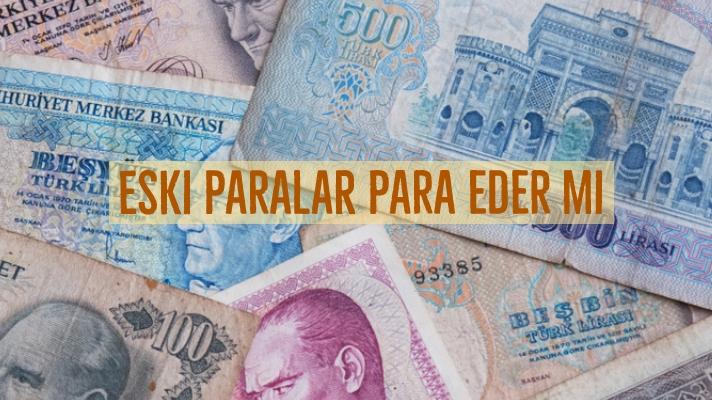 Photo of Eski paralar para eder mi