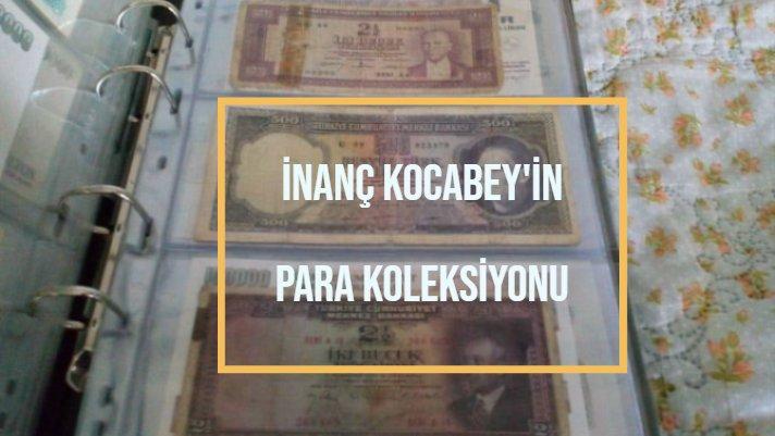 Photo of inanç kocakaya'nın eski para koleksiyonu