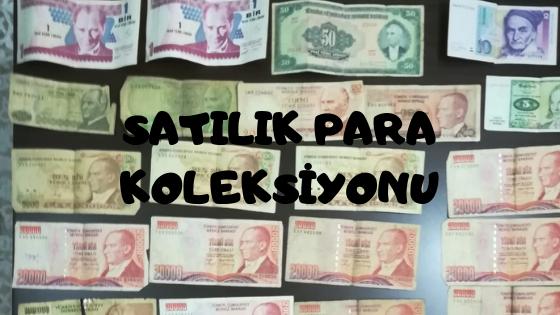 Photo of Satılık eski para koleksiyonu
