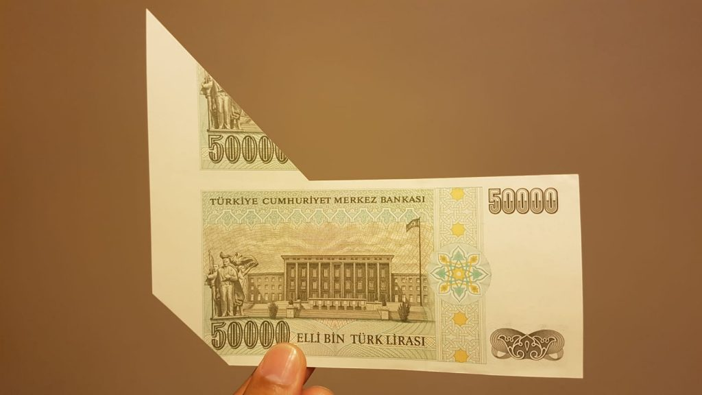 hatalı kesim 50 bin lira