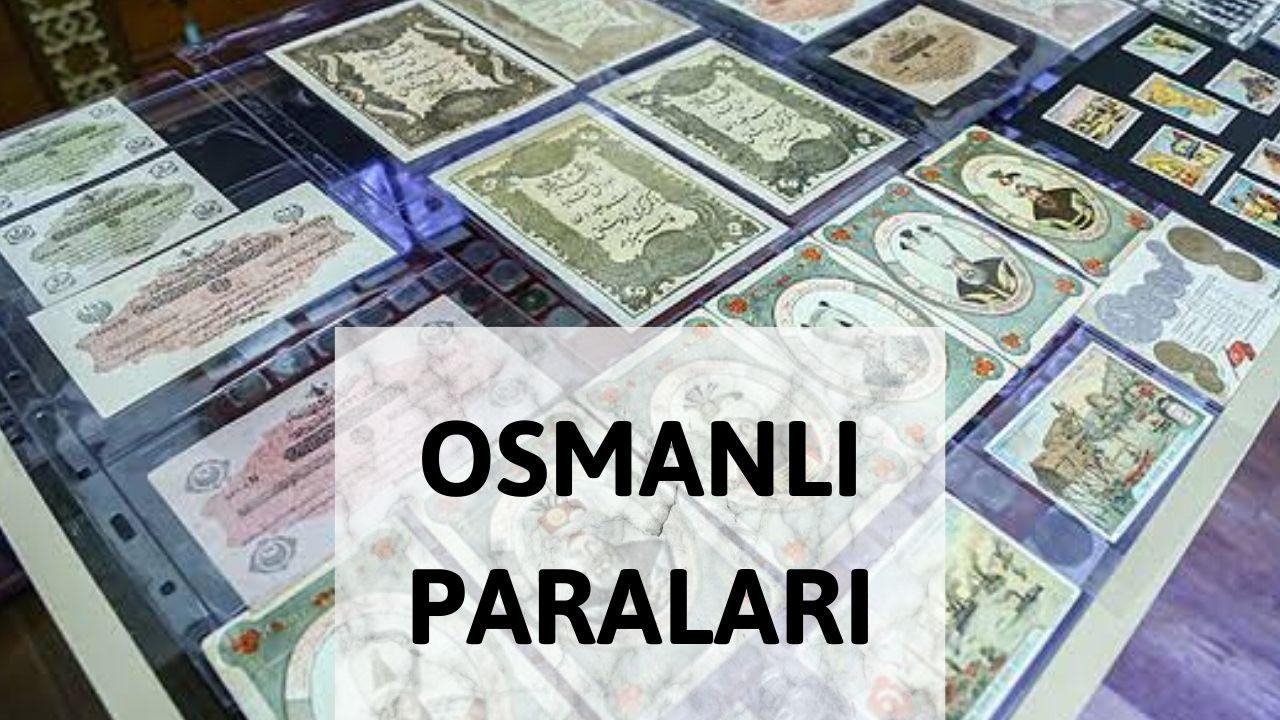 Photo of Osmanlı paraları