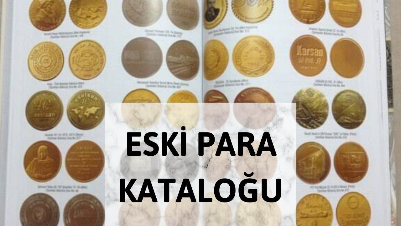 Photo of 2020 yılı eski para kataloğu