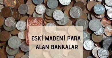 eski madeni para alan bankalar
