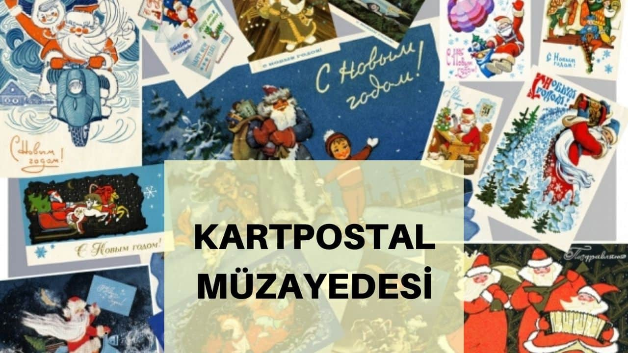 Photo of Kartpostal Müzayedesi