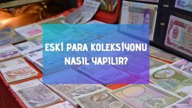 Photo of Eski para koleksiyonu nasıl yapılır?